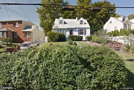 4 bed 2 bath Single Family at 123 Young Ave Yonkers, NY, 10710 is for sale at 425k - google static map