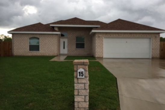 3 bed 3 bath Single Family at 15 URUAPAN CT BROWNSVILLE, TX, 78526 is for sale at 165k - google static map