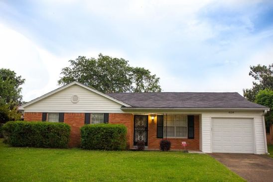 3 bed 2 bath Single Family at 4334 Wanatah St Memphis, TN, 38109 is for sale at 65k - google static map