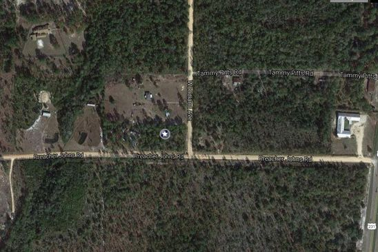 null bed null bath Vacant Land at 000 Preacher Johns Rd Fountain, FL, 32438 is for sale at 25k - google static map