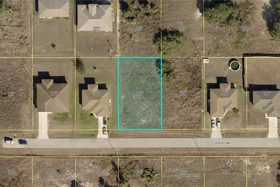 null bed null bath Vacant Land at 4212 25th St SW Lehigh Acres, FL, 33976 is for sale at 4k - google static map