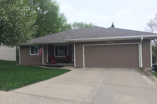 3 bed 3 bath Single Family at 5150 LORRAINE AVE SIOUX CITY, IA, 51106 is for sale at 210k - google static map