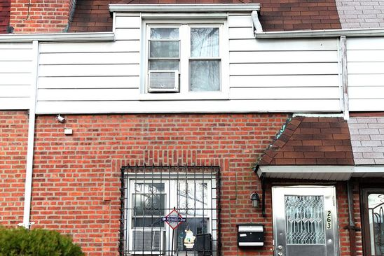 2 bed 2 bath Townhouse at 263 Dorset St Brooklyn, NY, 11236 is for sale at 489k - google static map