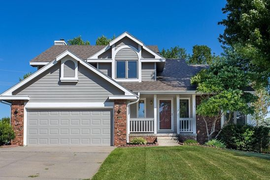 4 bed 3 bath Single Family at 4430 S 154TH CIR OMAHA, NE, 68137 is for sale at 250k - google static map