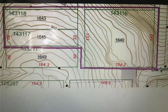 null bed null bath Vacant Land at 1640 S Valley St Kansas City, KS, 66103 is for sale at 15k - google static map