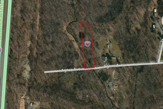 0 bed null bath Vacant Land at 64 Agnes Ave Cornwall, NY, 12518 is for sale at 39k - google static map