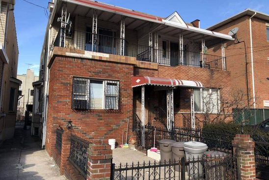 5 bed 3 bath Multi Family at 188 Bay 34 St Brooklyn, NY, 11214 is for sale at 1.10m - google static map