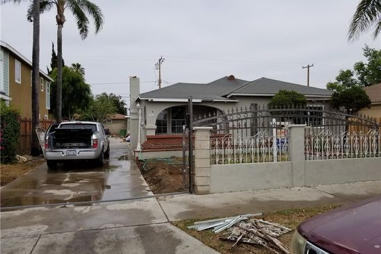 3 bed 2 bath Single Family at 313 N Jackson St Santa Ana, CA, 92703 is for sale at 599k - google static map