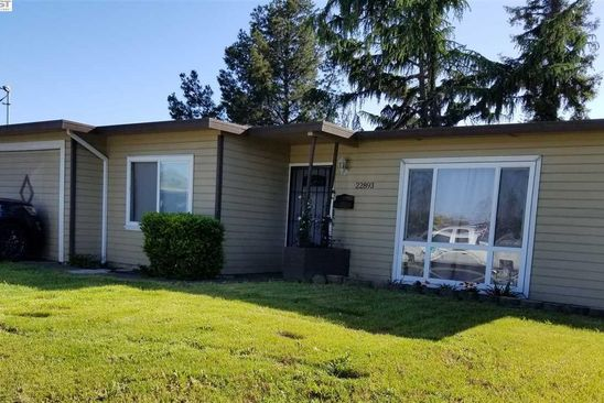 3 bed 1 bath Single Family at 22893 FULLER AVE HAYWARD, CA, 94541 is for sale at 550k - google static map