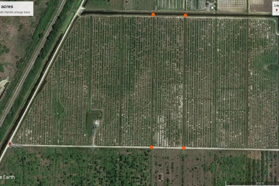 null bed null bath Vacant Land at 2ND Road Labelle, FL, 33935 is for sale at 79k - google static map