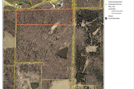 null bed null bath Vacant Land at  Tbd W Fork Dr Tipton, MO, 65081 is for sale at 35k - google static map
