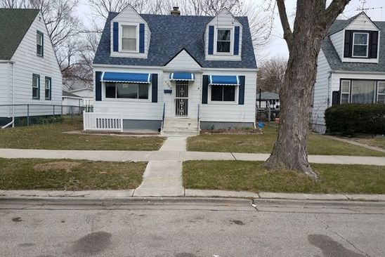 5 bed 2 bath Single Family at 7827 S SAINT LOUIS AVE CHICAGO, IL, 60652 is for sale at 125k - google static map
