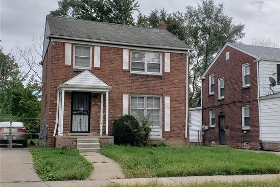 3 bed 1 bath Single Family at 9366 Penrod St Detroit, MI, 48228 is for sale at 49k - google static map