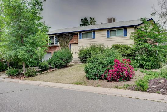 4 bed 2 bath Single Family at 3348 S ULSTER CT DENVER, CO, 80231 is for sale at 360k - google static map