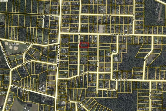 null bed null bath Vacant Land at  Newberry Rd Youngstown, FL, 32466 is for sale at 12k - google static map