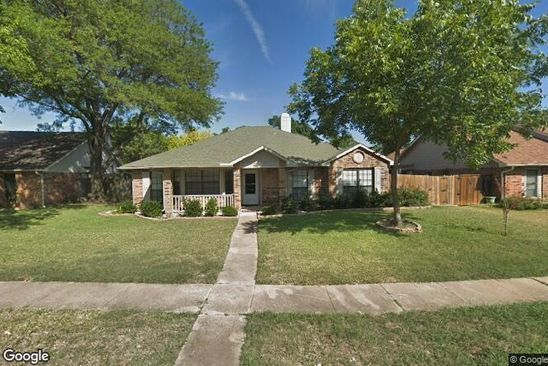 3 bed 2 bath Single Family at 265 Bellwood Dr Garland, TX, 75040 is for sale at 250k - google static map