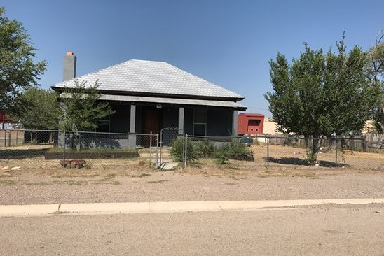 2 bed 2 bath Single Family at 710 D Ave Na Carrizozo, NM, 88301 is for sale at 65k - google static map