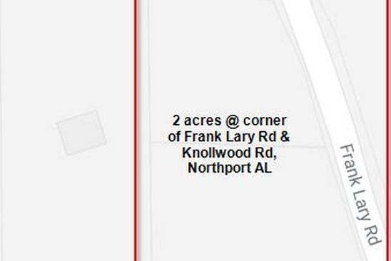 null bed null bath Vacant Land at  Frank Lary Rd Northport, AL, 35475 is for sale at 55k - google static map