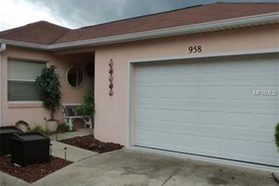 2 bed 1 bath Single Family at 958 AVALON AVE LADY LAKE, FL, 32159 is for sale at 190k - google static map