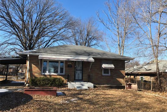 3 bed 1 bath Single Family at 5725 ACME AVE SAINT LOUIS, MO, 63136 is for sale at 10k - google static map