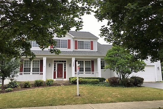 5 bed 3 bath Single Family at 1049 VINEYARD LN AURORA, IL, 60502 is for sale at 340k - google static map