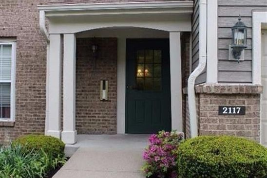 2 bed 2 bath Condo at 2117 Clareglen Ct Fort Mitchell, KY, 41017 is for sale at 95k - google static map