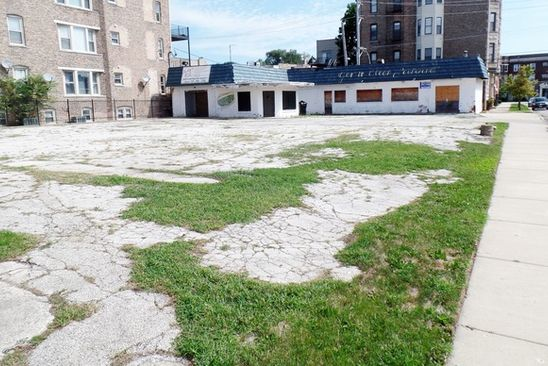 0 bed null bath Vacant Land at 4447 S Michigan Ave Chicago, IL, 60653 is for sale at 200k - google static map