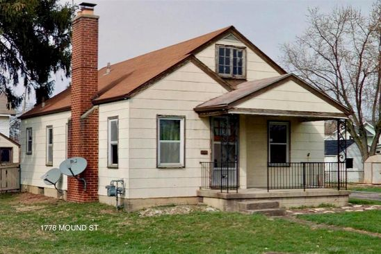 2 bed 2 bath Single Family at 1778 W MOUND ST COLUMBUS, OH, 43223 is for sale at 88k - google static map