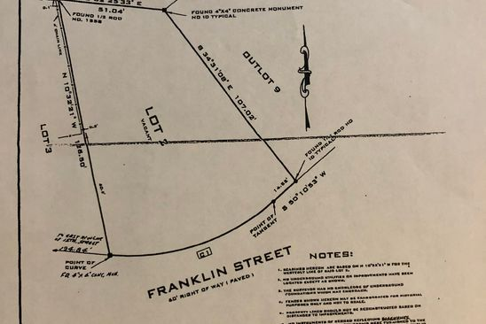 null bed null bath Vacant Land at 1519 Franklin St Fernandina Beach, FL, 32034 is for sale at 120k - google static map