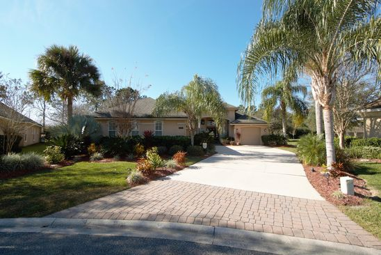 4 bed 3 bath Single Family at 2517 W CAPARINA DR SAINT AUGUSTINE, FL, 32092 is for sale at 390k - google static map