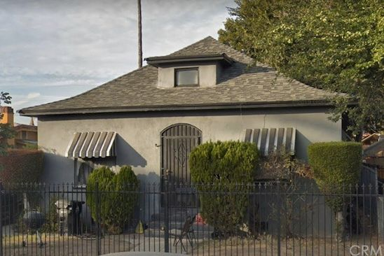5 bed 3 bath Multi Family at 1431 W 37th St Los Angeles, CA, 90018 is for sale at 929k - google static map