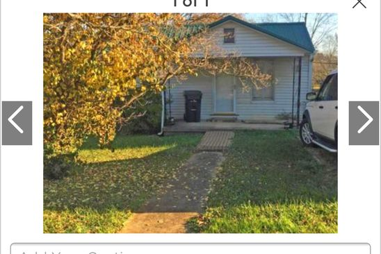 2 bed 1 bath Single Family at 822 W EMERALD AVE KNOXVILLE, TN, 37921 is for sale at 35k - google static map