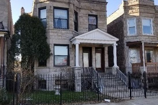 4 bed 2 bath Multi Family at 876 N Sacramento Blvd Chicago, IL, 60622 is for sale at 389k - google static map