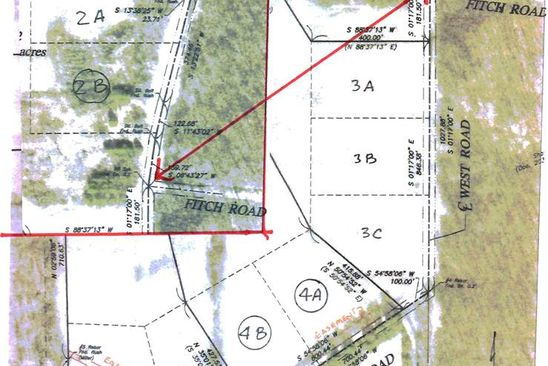 null bed null bath Vacant Land at 4A Simon Rd Huntertown, IN, 46748 is for sale at 63k - google static map