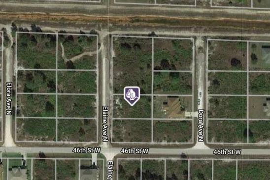 null bed null bath Vacant Land at 4602 ELAINE AVE N LEHIGH ACRES, FL, 33971 is for sale at 3k - google static map