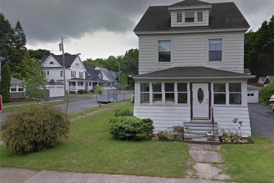 4 bed 2 bath Single Family at 310 MELROSE AVE SYRACUSE, NY, 13206 is for sale at 140k - google static map