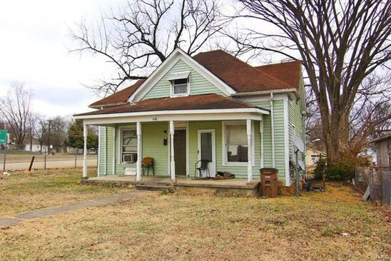 4 bed 1 bath Single Family at 616 S BENTON ST CAPE GIRARDEAU, MO, 63703 is for sale at 40k - google static map