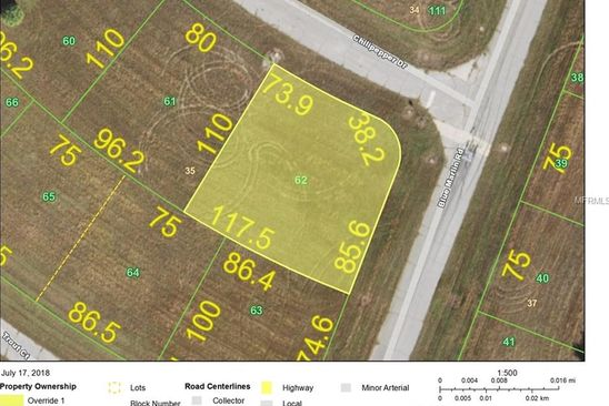 null bed null bath Vacant Land at 13019 CHILIPEPPER DR PLACIDA, FL, 33946 is for sale at 6k - google static map