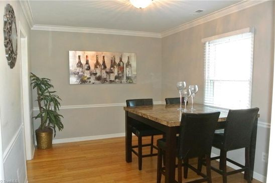 3 bed 3 bath Condo at 2922 Saint Marks Rd Winston Salem, NC, 27103 is for sale at 98k - google static map