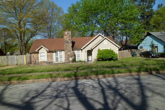 3 bed 2 bath Single Family at 4337 CRUMP RD MEMPHIS, TN, 38141 is for sale at 80k - google static map