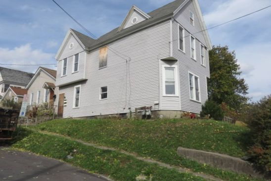 6 bed 2 bath Multi Family at 1103 Butternut St & Spring St Syracuse, NY, 13208 is for sale at 5k - google static map