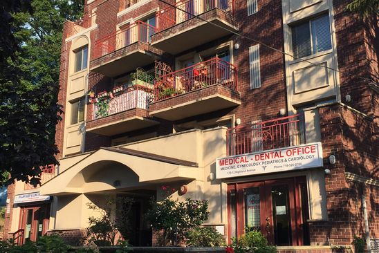 2 bed 1 bath Condo at 17012 HIGHLAND AVE JAMAICA, NY, 11432 is for sale at 475k - google static map