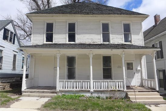 4 bed 1 bath Single Family at 712 Birch St Hannibal, MO, 63401 is for sale at 15k - google static map