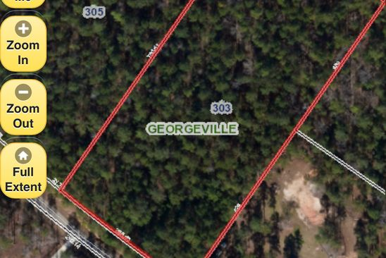 null bed null bath Vacant Land at 303 Georgeville Ln Appling, GA, 30802 is for sale at 90k - google static map