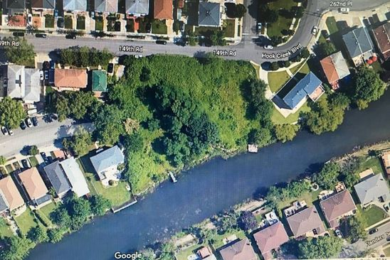 null bed null bath Vacant Land at 149TH Road Hookcreek Blvd # Block 13701 Lot 1 Rosedale, NY, 11422 is for sale at 899k - google static map