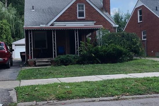 3 bed 1 bath Single Family at 5934 Radnor St Detroit, MI, 48224 is for sale at 42k - google static map