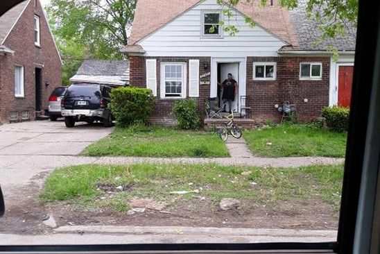 3 bed 1 bath Single Family at 20451 Moross Rd Detroit, MI, 48224 is for sale at 35k - google static map
