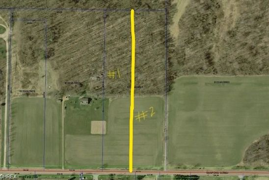 null bed null bath Vacant Land at  S/L 2 Sanford Rd Lodi, OH, 44254 is for sale at 42k - google static map
