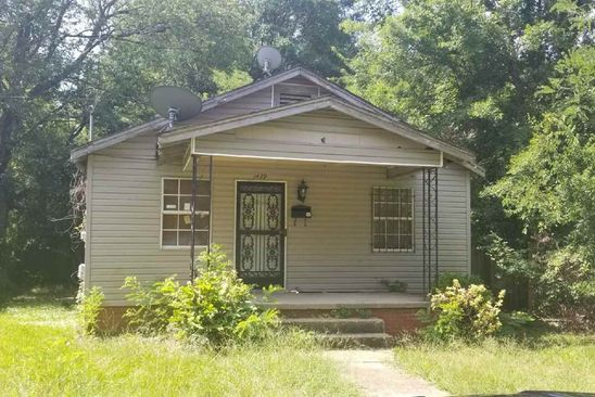 3 bed 2 bath Single Family at 1439 PILLARS ST JACKSON, MS, 39213 is for sale at 20k - google static map