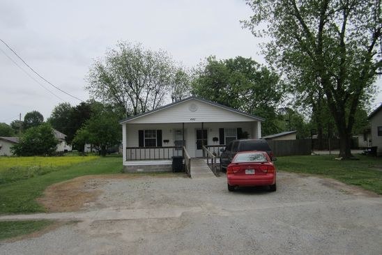 2 bed 1 bath Single Family at 442 S THORNTON AVE PIGGOTT, AR, 72454 is for sale at 65k - google static map